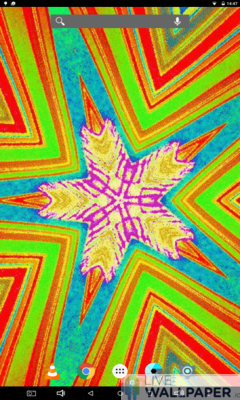 Flashing Kaleidoscope Screenshot #1