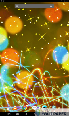 Sparkling Abstract Screenshot #3