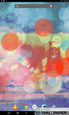 Animated Bubble Abstract Screenshot #1