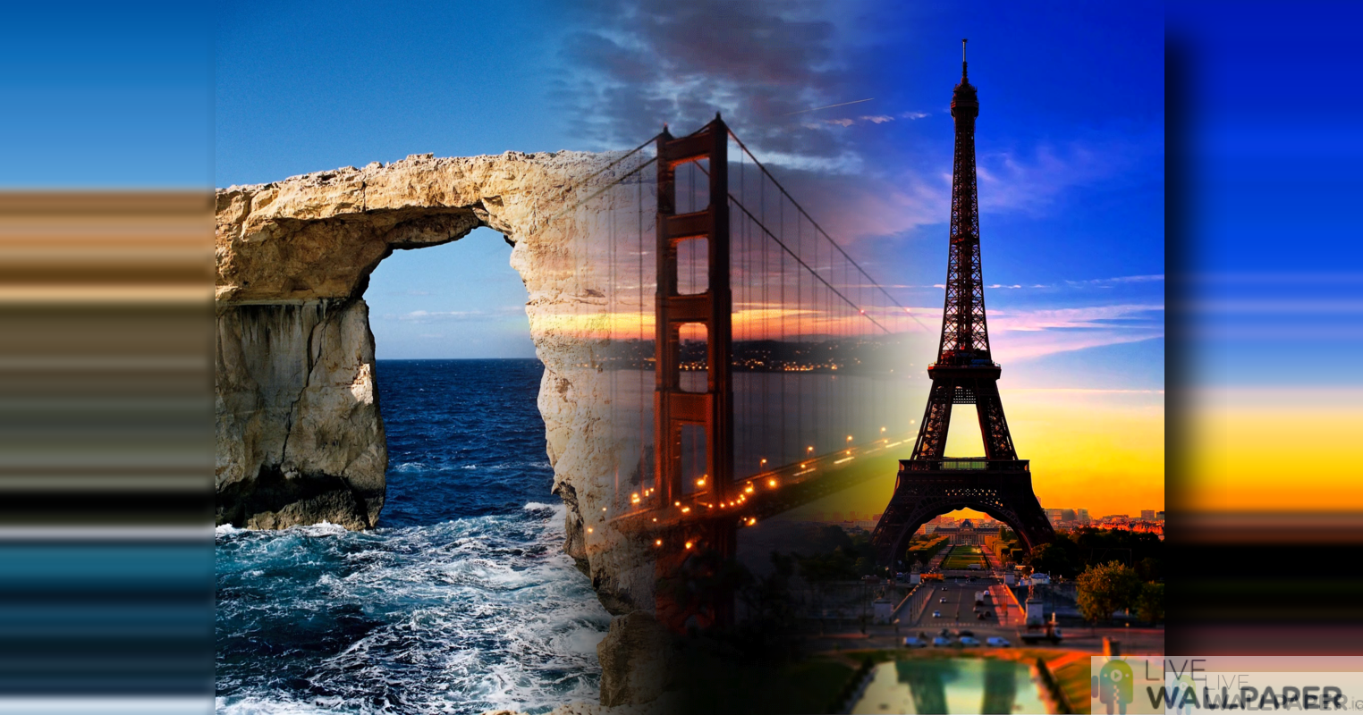 Famous Landmarks on Android Wallpapers Featured Image